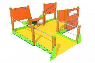 Žaidimų kompleksas Gaisrinės parkas R4279