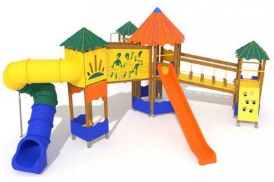 Žaidimų kompleksas Miestas R4263