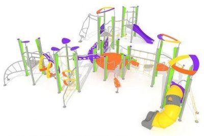 Žaidimų kompleksas Milžinas R4299