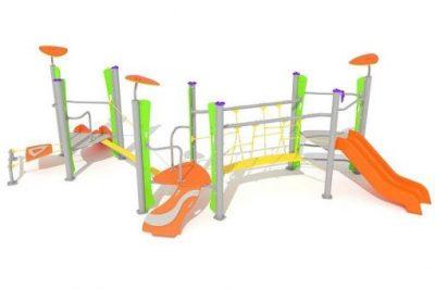 Žaidimų kompleksas Minidelta R4285