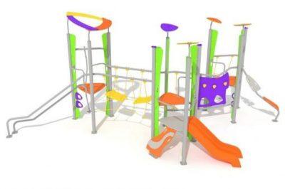 Žaidimų kompleksas Rocking R4296