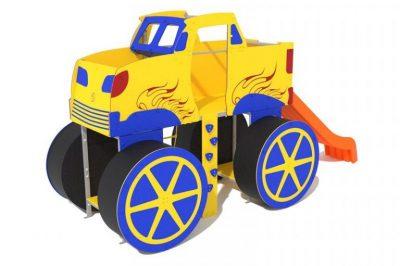 Žaidimų kompleksas Sunkvežimis R4260