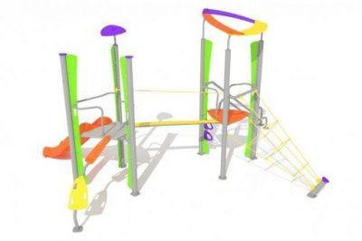 Žaidimų kompleksas Voras R4293