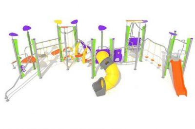 Žaidimų kompleksas Zigzagas R4298