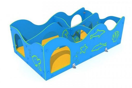 Lauko žaidimas vaikams Labirintas R5100