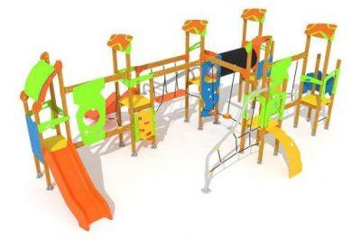 Žaidimų kompleksas Bokštai R4217